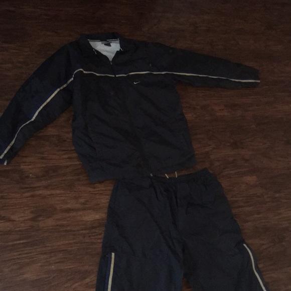 Men's Nike Windbreaker Jogging Suit
